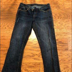Women's jeans like new condition